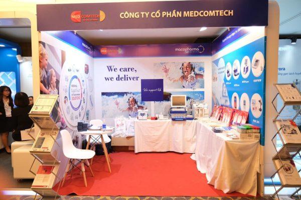 Medcomtech giới thiệu sản phẩm tại Hội nghị Huyết học lần thứ 5