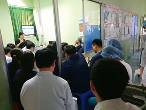 Rotem: Giới thiệu Rotem tại Bệnh viện Bệnh Nhiệt Đới Hồ Chí Minh