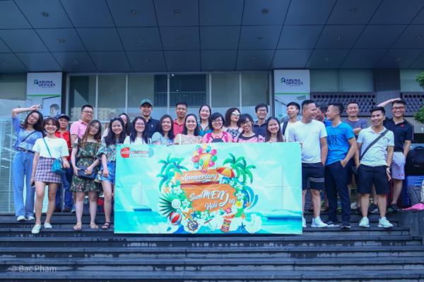 MEDCOMTECH tổ chức kỷ niệm 7 năm thành lập công ty