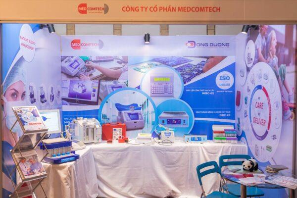 Medcomtech tham gia Hội nghị Huyết học – Truyền máu toàn quốc năm 2020